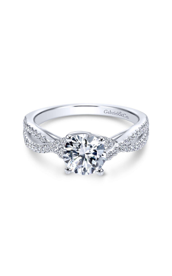 Gabriel & Co. Contemporary Engagement ring ER7546W44JJ.0266 product image