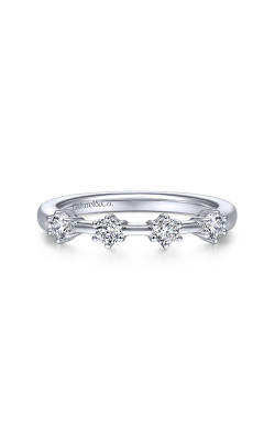 Gabriel & Co Starlight Wedding Band WB14785R4W44JJ product image