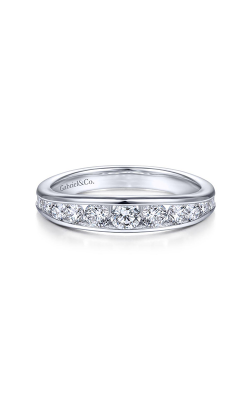 Gabriel & Co Contemporary Wedding Band WB14889R8W44JJ product image