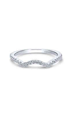 Gabriel & Co Contemporary Wedding Band WB7546W44JJ.S750 product image