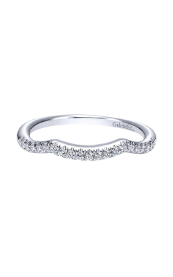 Gabriel & Co Contemporary Wedding Band WB8662W44JJ.0033 product image