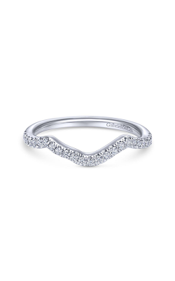 Gabriel & Co Contemporary Wedding Band WB8733W44JJ.0002 product image