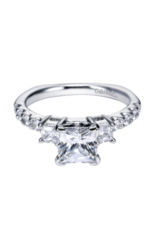 Gabriel & Co. Contemporary Engagement ring ER4020W44JJ product image