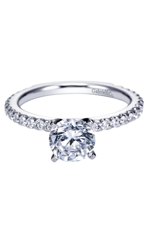 Gabriel & Co. Contemporary Engagement ring ER4124W44JJ product image