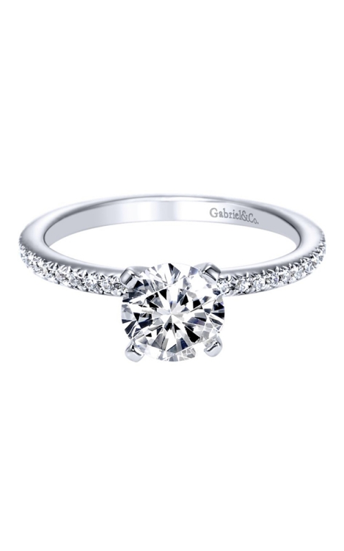 Gabriel & Co. Contemporary Engagement ring ER4181W44JJ product image