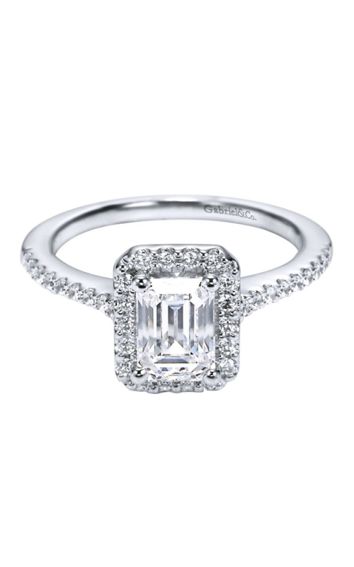 Gabriel & Co. Contemporary Engagement ring ER5822W44JJ product image