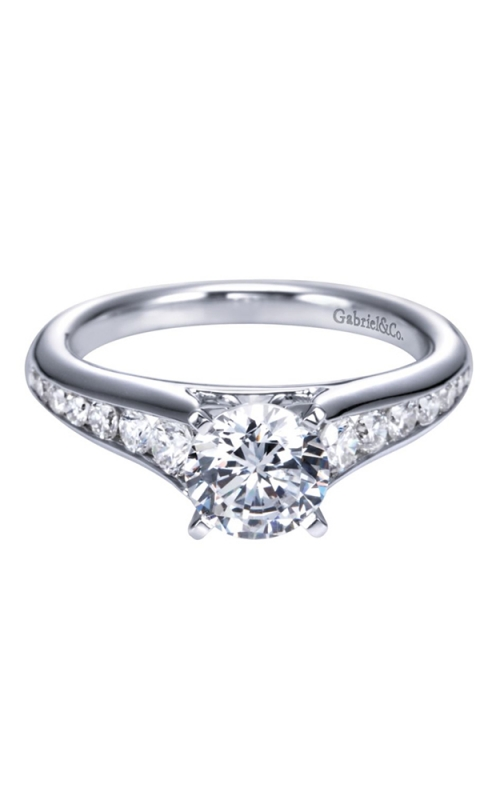 Gabriel & Co. Contemporary Engagement ring ER6664W44JJ product image
