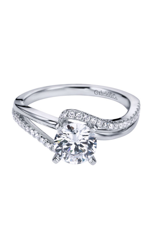 Gabriel & Co. Contemporary Engagement ring ER6974W44JJ product image