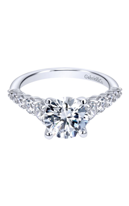 Gabriel & Co. Contemporary Engagement ring ER11757R6W44JJ product image