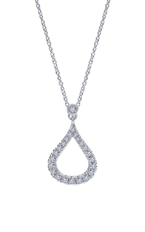 Gabriel & Co. Lusso Diamond Necklace NK4386W45JJ product image