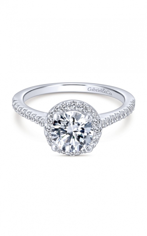 Gabriel New York Contemporary Engagement ring ER6419W44JJ product image