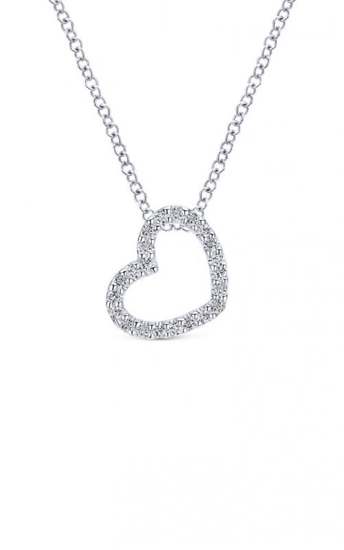 Gabriel & Co. Eternal Love Necklace NK2239W45JJ product image