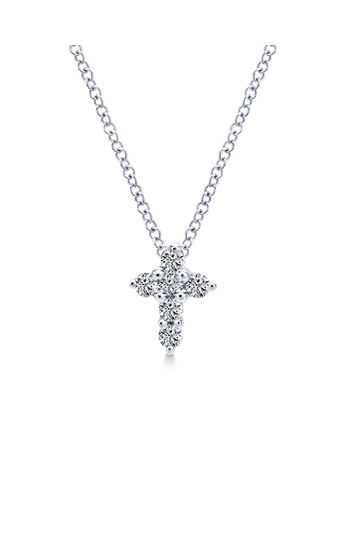 Gabriel & Co. Faith Necklace NK1370W45JJ product image