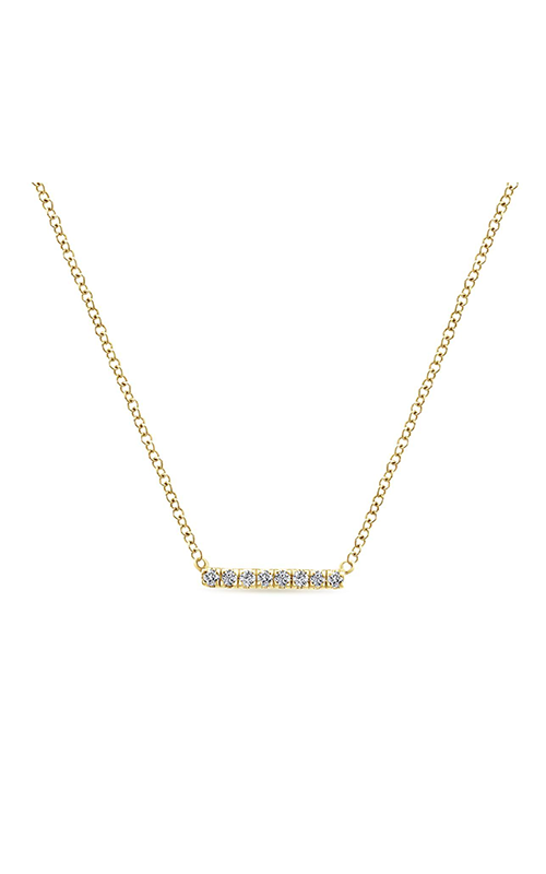 Gabriel & Co. Lusso Diamond Necklace NK5422Y45JJ product image