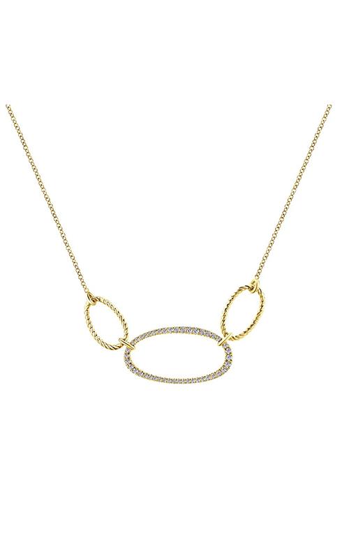 Gabriel & Co. Hampton Diamond Necklace NK5618Y45JJ  product image