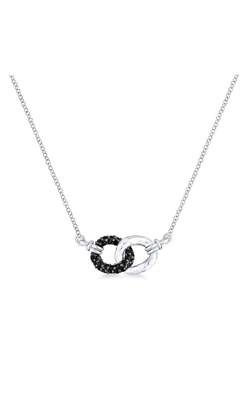 Gabriel & Co. Souviens Necklace NK5651SVJBS product image