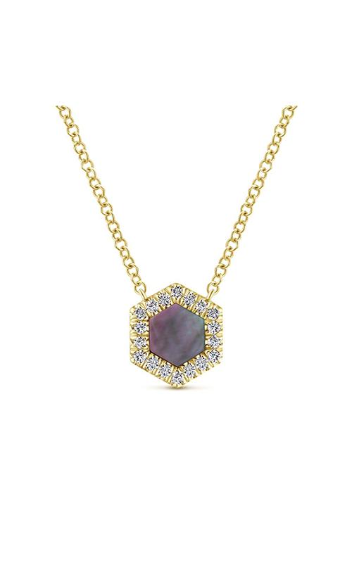 Gabriel & Co. Lusso Color Necklace NK5708Y45BM product image