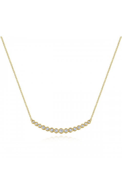 Gabriel & Co. Lusso Diamond Necklace NK5797Y45JJ product image