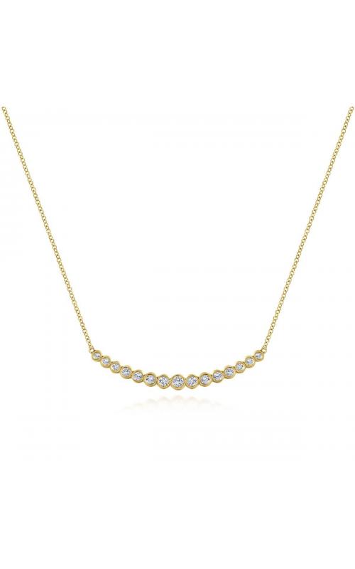 Gabriel & Co. Lusso Diamond Necklace NK5797Y45JJ product image