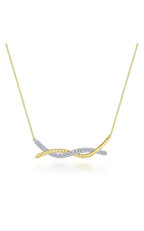 Gabriel & Co. Hampton Diamond Necklace NK5830M45JJ product image