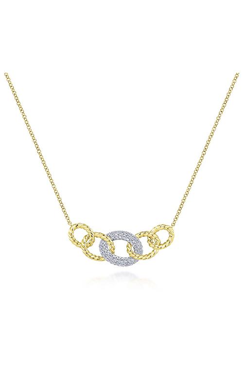 Gabriel & Co. Hampton Diamond Necklace  NK5847M45JJ product image