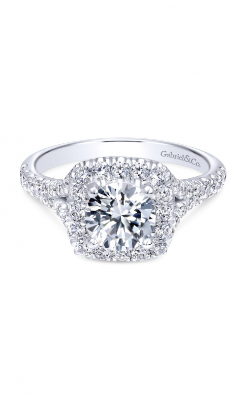 Gabriel New York Contemporary Engagement ring ER10290W44JJ product image