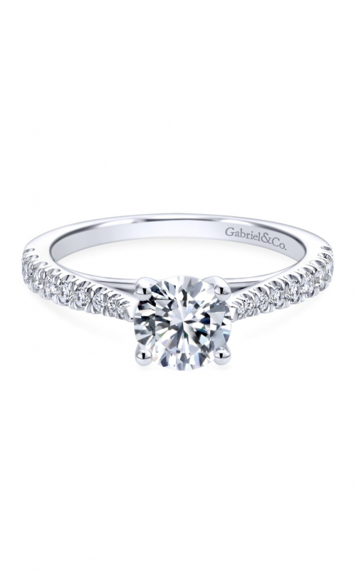 Gabriel & Co. Contemporary Engagement ring ER12291R3W44JJ product image