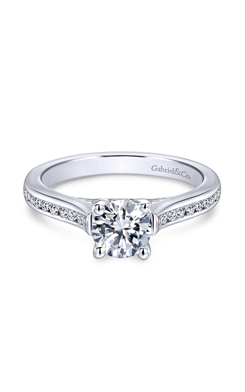 Gabriel & Co. Contemporary Engagement Ring ER12321R3W44JJ product image