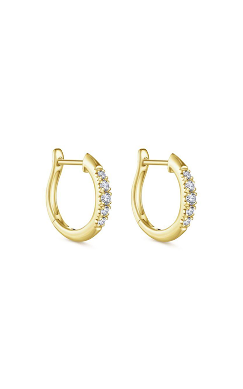 Gabriel & Co. Lusso Diamond Earrings EG13327Y45JJ product image