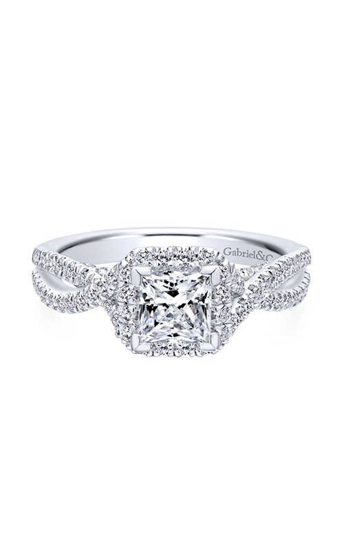 Gabriel & Co. Entwined Engagement Ring ER12600S3W44JJ product image