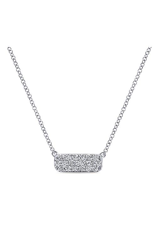 Gabriel & Co. Lusso Diamond Necklace NK4943W45JJ product image