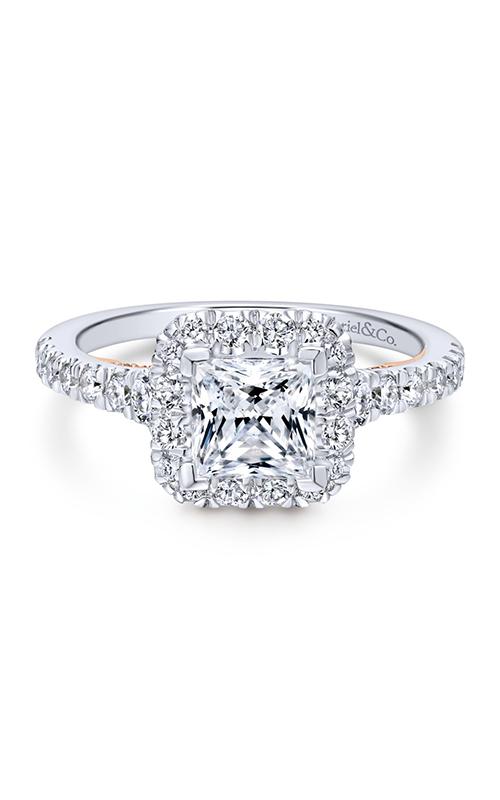 Gabriel & Co. Blush Engagement Ring ER12836S4T44JJ product image