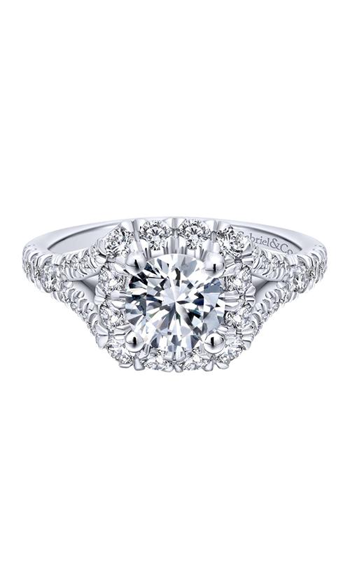Gabriel & Co. Blush Engagement Ring ER12830R4T44JJ product image
