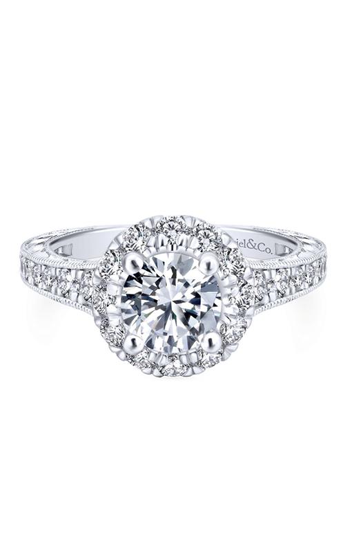 Gabriel & Co. Blush Engagement Ring ER12825R4T44JJ product image
