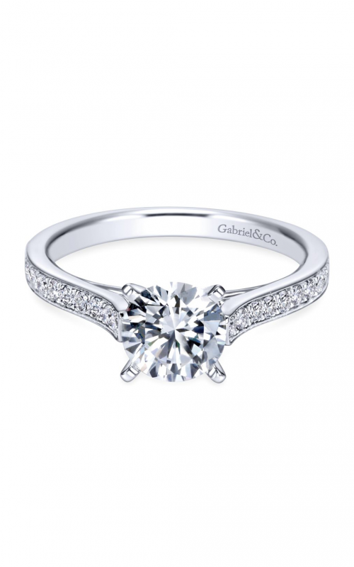 Gabriel & Co. Contemporary Engagement ring ER7444W44JJ product image