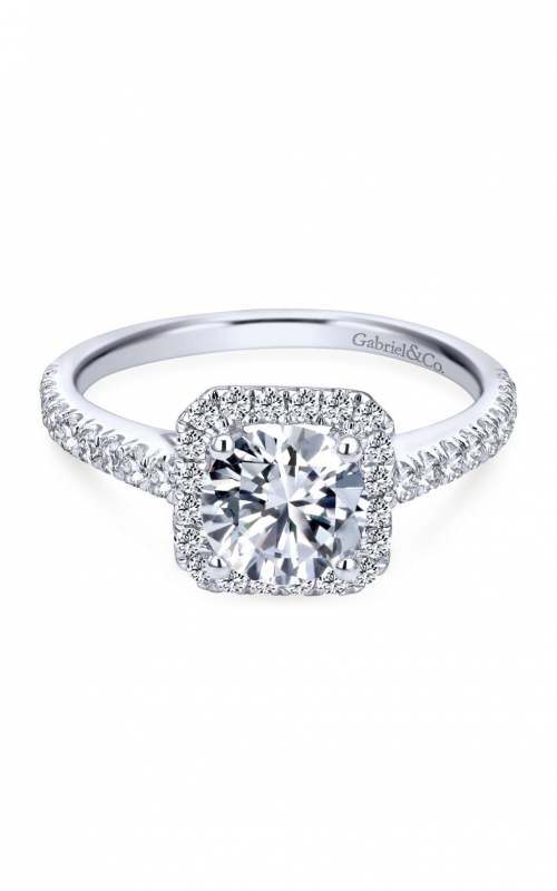Gabriel & Co. Contemporary Engagement Ring ER7252W44JJ product image