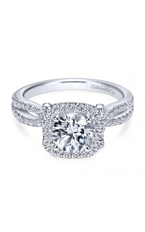 Gabriel & Co. Contemporary Engagement Ring ER7806W44JJ product image