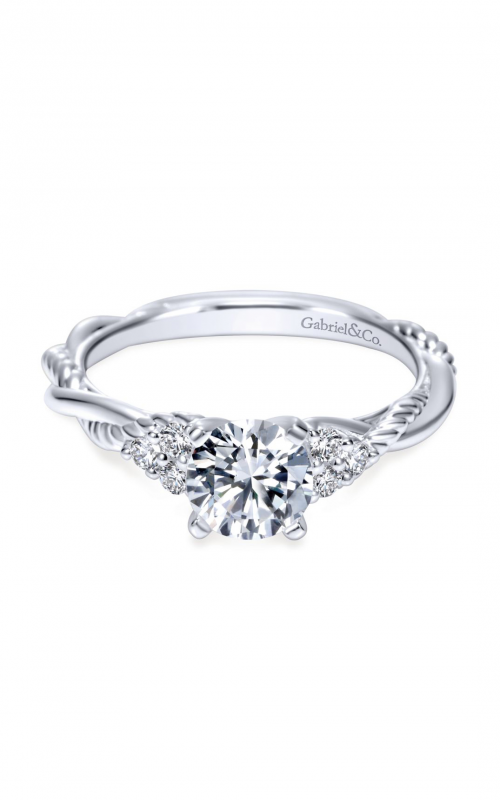 Gabriel & Co. Hampton Engagement ring ER8817W44JJ product image