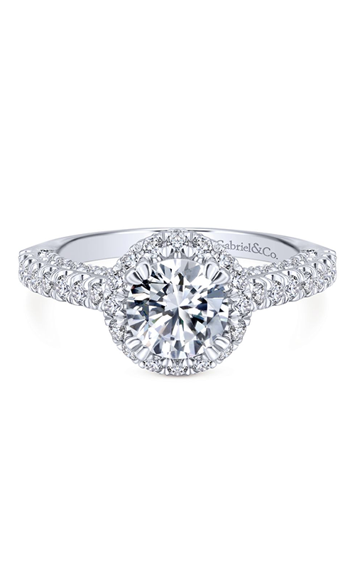 Gabriel & Co. Infinity Engagement ring ER12950R4W44JJ product image