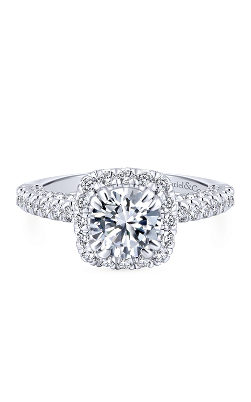 Gabriel & Co. Infinity Engagement Ring ER12953R4W44JJ product image