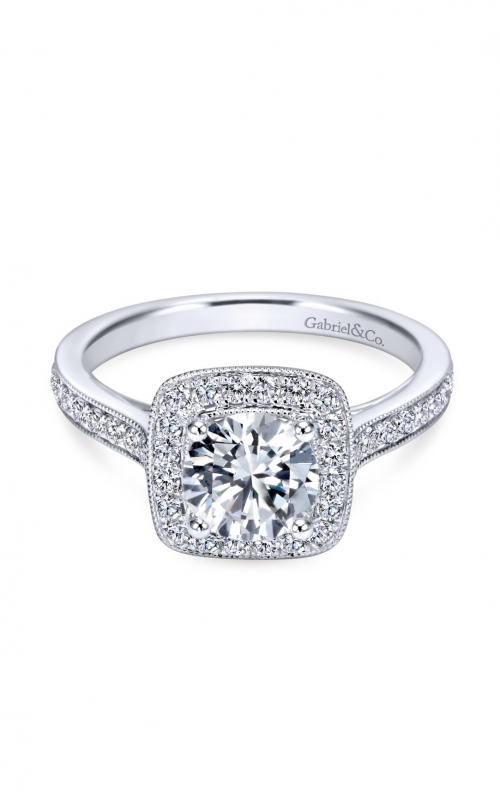 Gabriel & Co. Victorian Engagement ring ER7525W44JJ product image