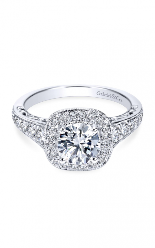 Gabriel & Co. Victorian Engagement ring ER7293W44JJ product image