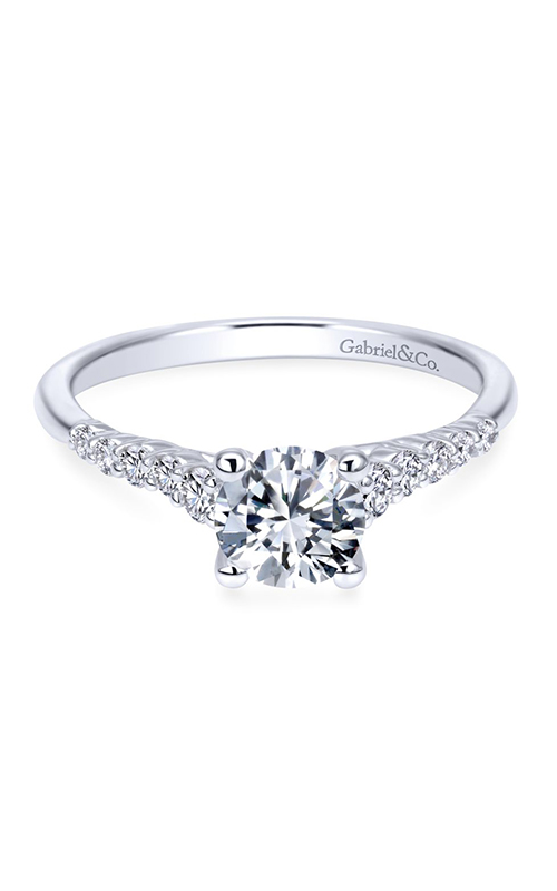 Gabriel & Co. Contemporary Engagement Ring ER11755R3W44JJ product image