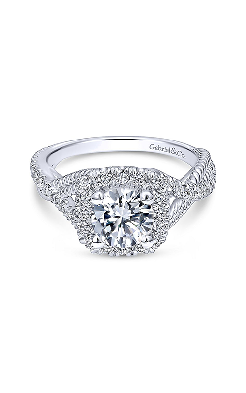 Gabriel & Co. Hampton Engagement ring ER10060W44JJ product image