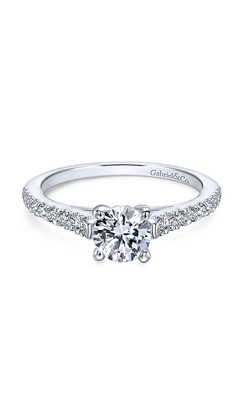 Gabriel & Co. Contemporary Engagement ring ER12297R3W44JJ product image