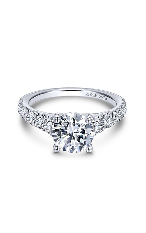 Gabriel & Co. Contemporary Engagement Ring ER12299R6W44JJ product image