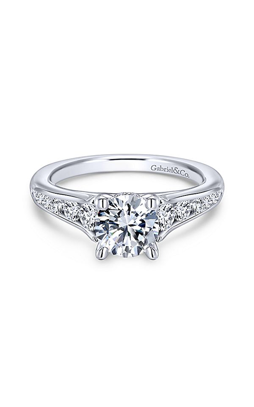 Gabriel & Co. Contemporary Engagement Ring ER12325R4W44JJ product image