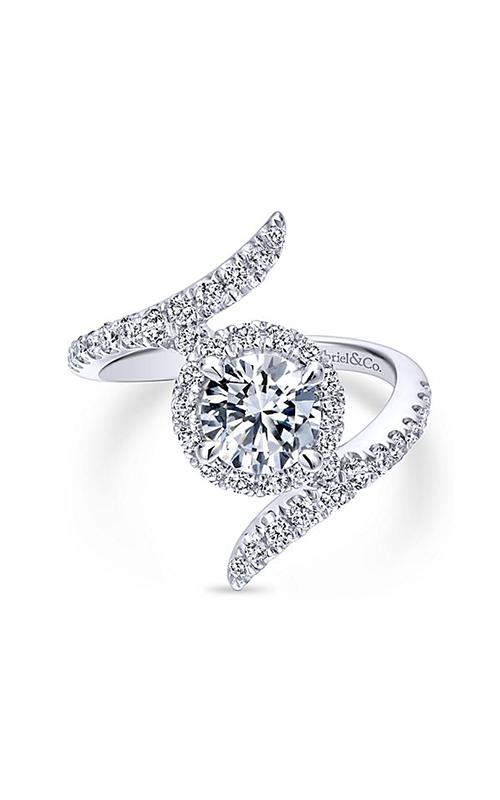 Gabriel & Co. Nova Engagement Ring ER12590R4W44JJ product image