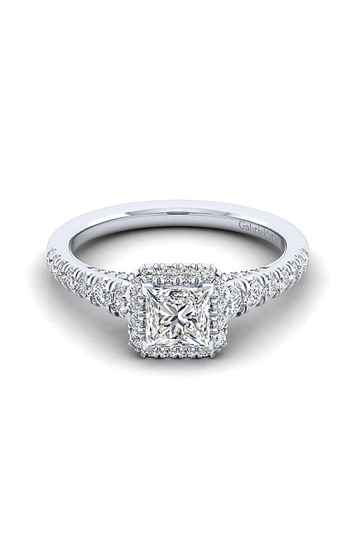 Gabriel & Co. Entwined Engagement Ring ER12598S3W44JJ product image