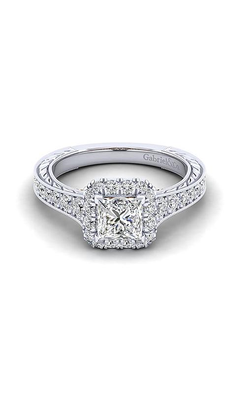 Gabriel & Co. Blush Engagement Ring ER12826S4T44JJ product image